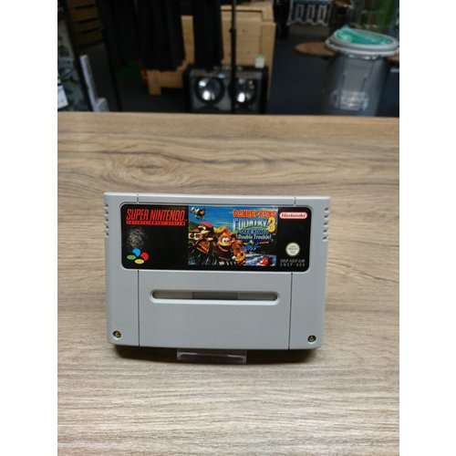 SUPERNINTENDO - Donkey Kong Country 3