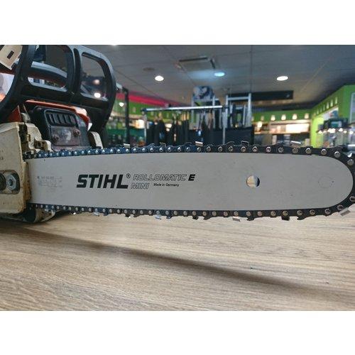 STIHL MS 180 - Benzine Kettingzaag - 35 cm ( NIEUWE KETTING + ZAAGBLAD )