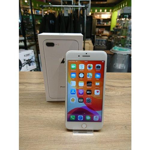 Apple iPhone 8 Plus 64GB - Zilver (Refurbished)