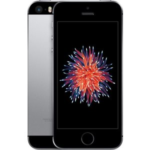 Apple Apple iPhone SE 16GB - SpaceGrey (Refurbished)