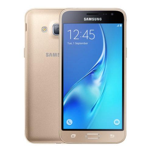 Samsung Galaxy J3 (2016) 8GB - Goud (Refurbished)