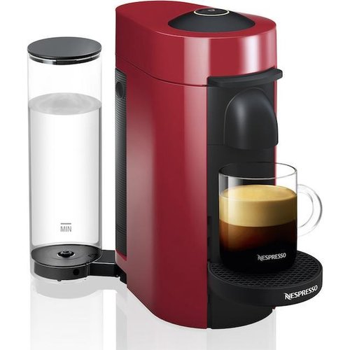 Nespresso Vertuo Plus machine Rood (Refurbished)