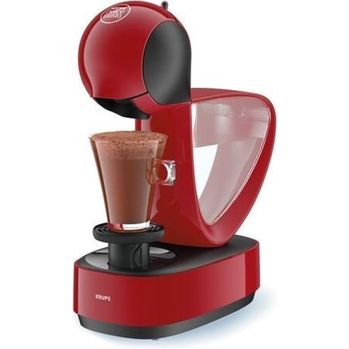 Krups NESCAFÉ® Dolce Gusto® Infinissima KP1708 - Koffiecupmachine - Rood (Refurbished)