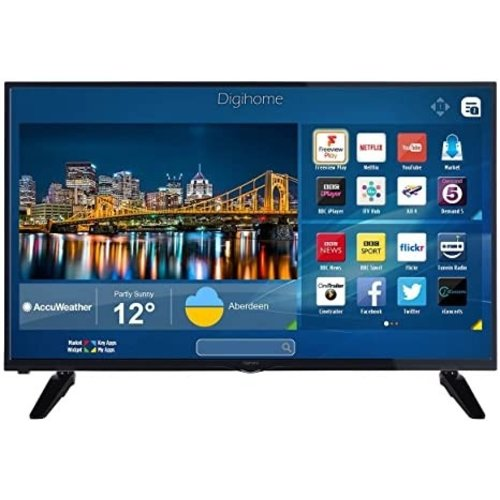 Digihome 50U4200-SCW 50'' Smart 4K TV
