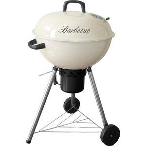 Garden Grill Kogelgrill Houtskool Barbecue Ø 57 CM - Crème