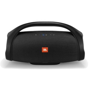 JBL Boombox Waterproof Wireless Speaker IPX7 - Zwart (Refurbished)