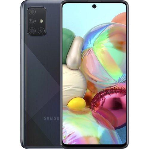 Samsung Samsung Galaxy A71 128GB - Prism Crush zwart