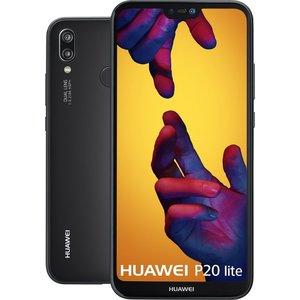 Huawei Huawei P20 lite 64GB - Zwart (Refurbished)