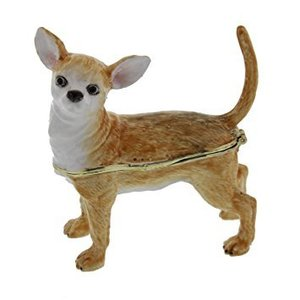 The Juliana Collection, Chihuahua Treasured Trinket Box