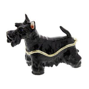 The Juliana Collection, Scottish Terrier Treasured Trinkets Box