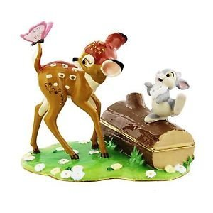 Disney Bambi & Friends Trinket Box