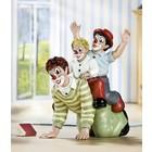 Gilde Clowns De opstijgers