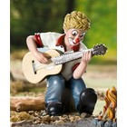Gilde Clowns De gitarist