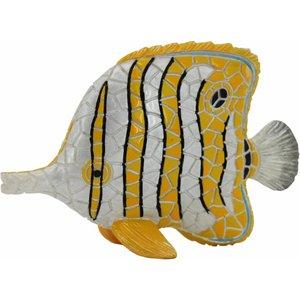 Barcino Design koraalvlinder vis (Mozaiek effect)
