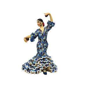 Barcino Design Bailarua 2 MOS BLUE
