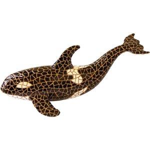 Barcino Design Orca Zwart (Mozaiek effect)