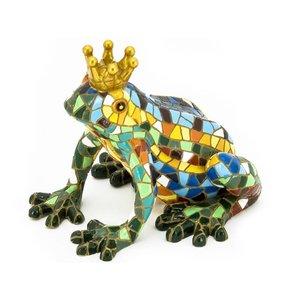 Barcino Design Queen Frog (Mozaiek effect)