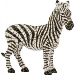 Barcino Design Zebra (Mozaiek effect)