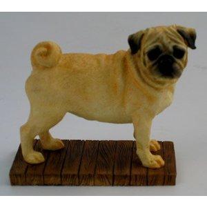 Border Fine Arts Mopshond (Pug)