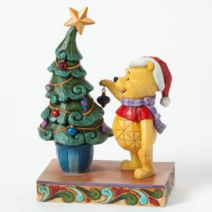 Disney Traditions Trim The Tree With Me Winnie The Pooh With Tree