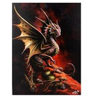 Anne Stokes Desert Dragon (50x70 Canvas)