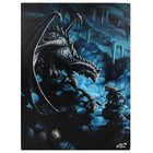 Anne Stokes Rock Dragon 50x70 Canvas