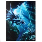 Anne Stokes Water Dragon 50x70 Canvas