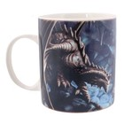 Anne Stokes Rock Dragon Mug
