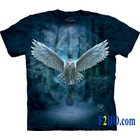 The Mountain T Shirt Awake Your Magic (Anne Stokes)
