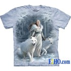 The Mountain T Shirt Winter Guardians (Anne Stokes)