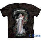 The Mountain T Shirt Life Blood (Anne Stokes)
