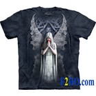 The Mountain T Shirt Only Love Remains  (Anne Stokes)