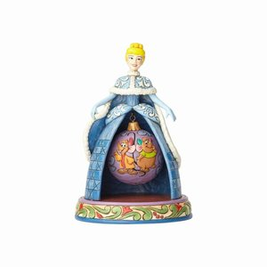 Disney Traditions Cinderella (Tidings of Friendship)