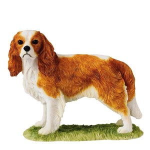 Border Fine Arts Cavelier King Charles Spaniel (Blenheim)