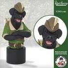 Robert Harrop Black Labrador Robin Hood