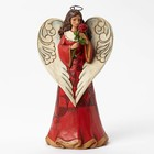 Jim Shore's Heartwood Creek Blessed Is Love In Bloom (Love Angel With Rose)