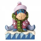 Disney Traditions Eeyore (Waiting for Spring)