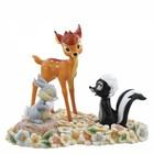 Disney Enchanting Bambi, Thumper & Flower (Pretty Flower)