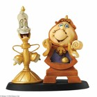 Disney Enchanting Cogsworth and Lumiere