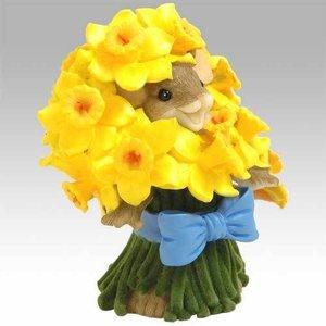 Charming Tails Feel'n Daffodilly Delightful