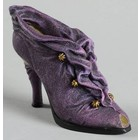 Just the Right Shoe Cloaked in Mistery