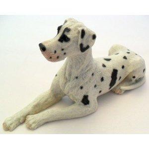 Castagna Duitse Dog harlequin
