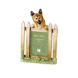 Country Artists German Shepherd - Photo Frame