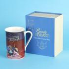 Disney Magical Moments Disney Gift Set Mug - Beauty & The Beast Reading