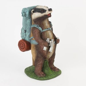 Studio Collection Badger Hiking (Naturecraft Collection)