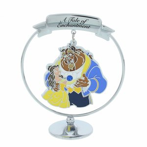 Disney Beauty And The Beast  Ornament