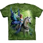 The Mountain T Shirt Realm of Enchantment Fairy  (Anne Stokes)