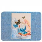 Hallmark Fine Artists Collection (Dali) Place  Mat (Kneeling Woman) Set/4