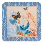 Hallmark Fine Artists Collection (Dali) Coasters  (Kneeling Woman) Set/4