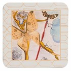 Hallmark Fine Artists Collection (Dali) Coasters  (Extravaganza) Set/4